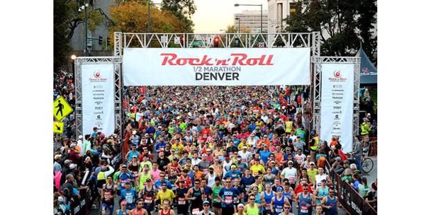 Rock 'n' Roll Denver Half Marathon