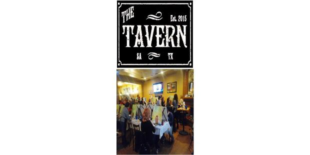 Paint Party Social at The Tavern