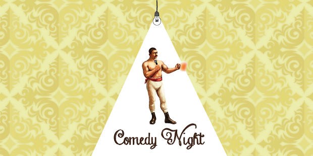 Comedy Night at Rosie McCann's