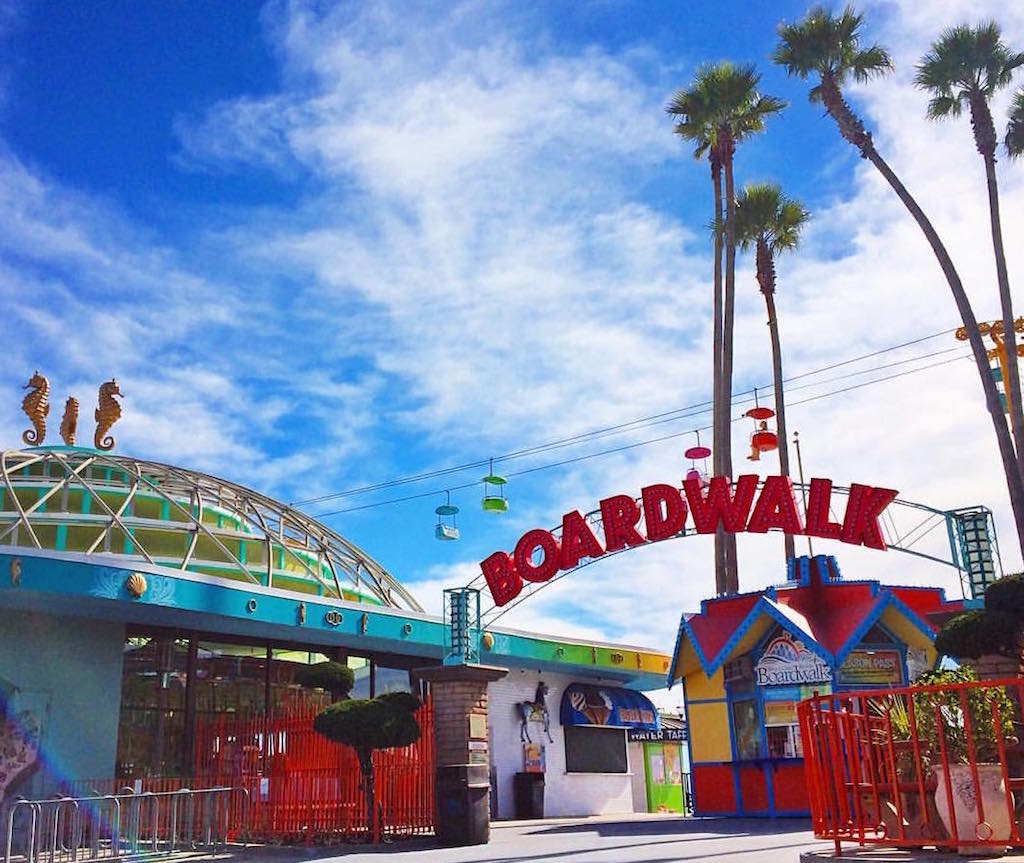 Hotels Close To Santa Cruz Beach Boardwalk