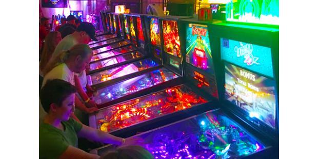 Rocky Mtn Pinball Showdown and Gameroom Expo