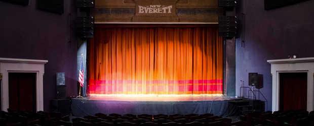 Live at The Historic Everett Theatre