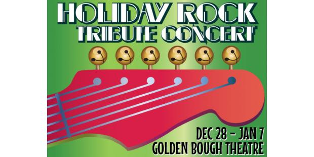 PacRep presents Holiday Rock Tribute Concert