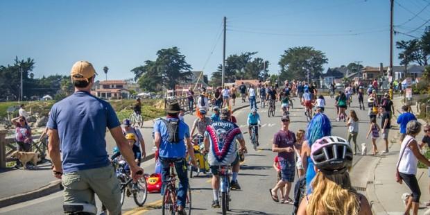 Open Streets Santa Cruz 2017