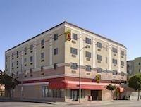 Super 8 Motel - Hollywood/l.a. Area