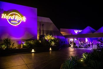 Hard Rock Hotel - Palm Springs