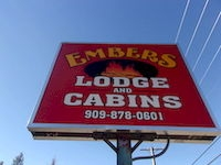 Embers Lodge and Cabins