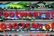 100 Percent Soccer logo