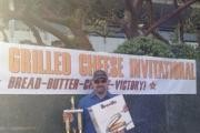 1st 8th Annual Grilled Cheese Invitational logo