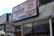 1st Freedom Bail Bonds logo