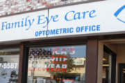 20/20 Family Eye Care logo