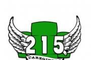 215 Caregivers logo