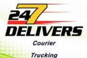 247 Delivers logo