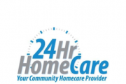 24Hr HomeCare - Culver City logo