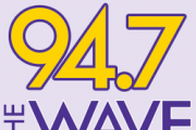 94.7 The WAVE / KTWV-FM logo