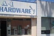 A 1 Hardware logo