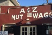 A & Z Nut Wagon logo