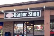 A La Mirada Barbershop logo