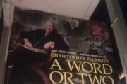 A Word or Two with Christopher Plummer logo