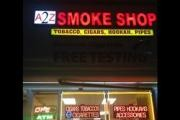 A2Z Smoke Shop logo