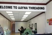 Aayna Threading Salon logo