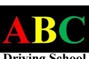 A B C Driving School logo