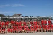 American Beach Volleyball Club logo