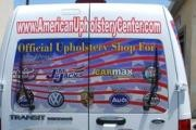 American Auto Upholstery logo