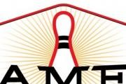 Amf Bowling Square Lanes logo