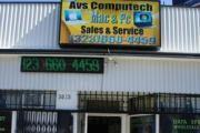 Avs Electronics Incorporated logo