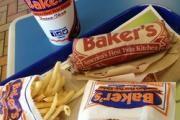 Baker's Burgers Inc. logo
