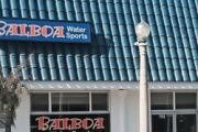 Balboa Water Sports logo