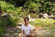 Bhaktivedanta Yoga with Vishnu Das logo