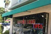 Bicycle Land logo