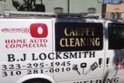 BJ Lock & Key Service logo