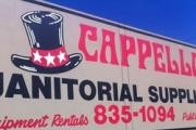 Cappello Janitorial Supplies logo