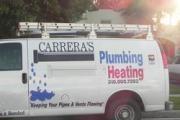 Carrera's Plumbing logo