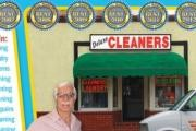 Chevy Chase Deluxe Cleaners logo
