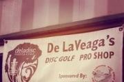 De Laveaga Disc Golf Course logo