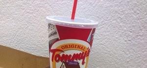 Tommys Original World Famous Hamburgers