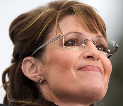 In 'Going Rogue,' Sarah Palin puts her own spin on everything, including the facts.