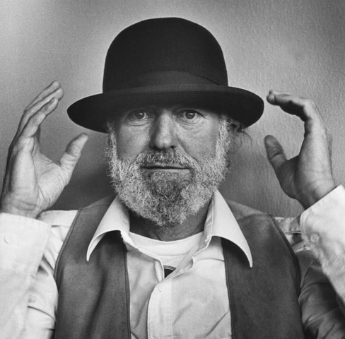 Lawrence Ferlinghetti will be honored this Tuesday in Santa Cruz. Photo by Chris Felver.