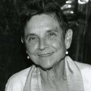 Adrienne Rich (photo by Lilian Kemp)