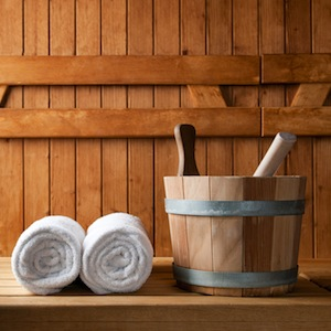 More than just refuge in a cold snap, saunas stimulate some intense toxin-purging.