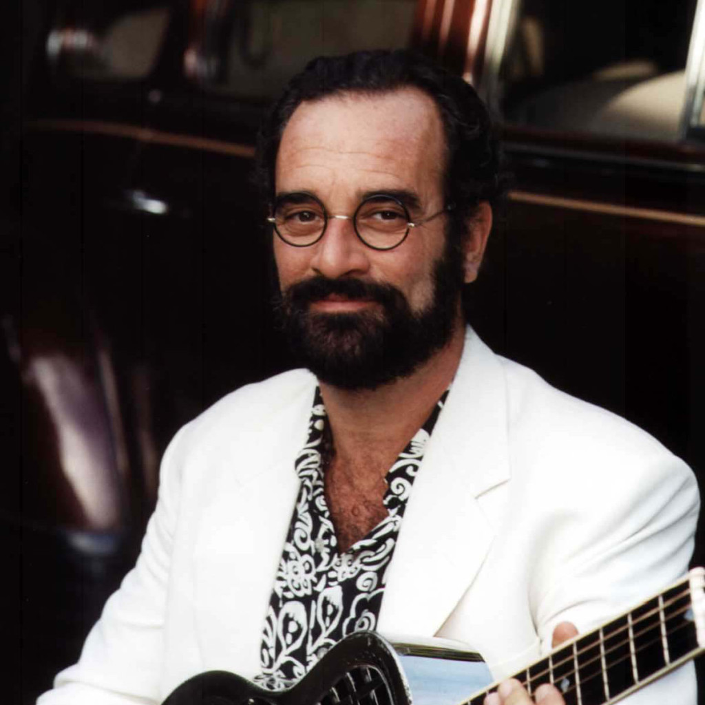 Santa Cruz Music Icon Bob Brozman Dies