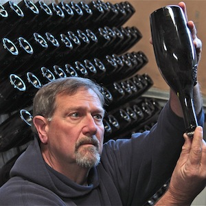 Barry Jackson's Equinox label out of Santa Cruz's West side has three great sparkling wines for the season.