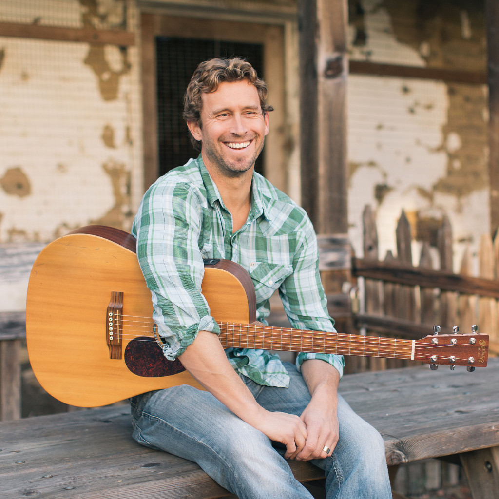 Santa Cruz singer-songwriter Nick Gallant takes a break from helping his wife Kendra Baker open the new Assembly restaurant downtown when he plays his CD release party for 'Wanderlust' on Saturday, March 8 at the Reef Bar.