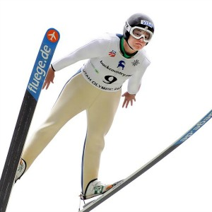 'Ready to Fly' reveals how Lindsey Van made women's ski jumping an Olympic sport at this year's Banff Mountain Film Festival.