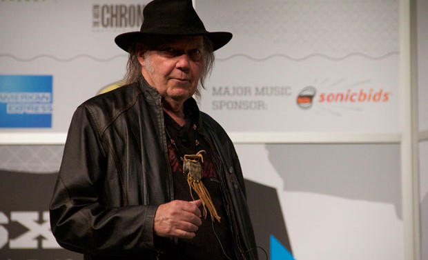 Neil Young Brings 'Special Deluxe' Exhibition to Santa Monica