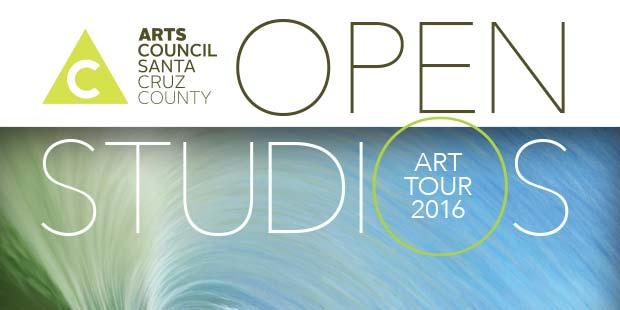 Open Studios Art Tour 2016